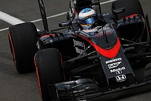 فورمولا 1 أخبار عاجلة توبيخ فريق مكلارن بعد خطأ الإطارات على سيارة ألونسو