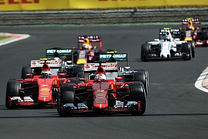 """Formula 1 Breaking news F1 """"got lucky"""" with incredible race in Hungary – Ecclestone"""