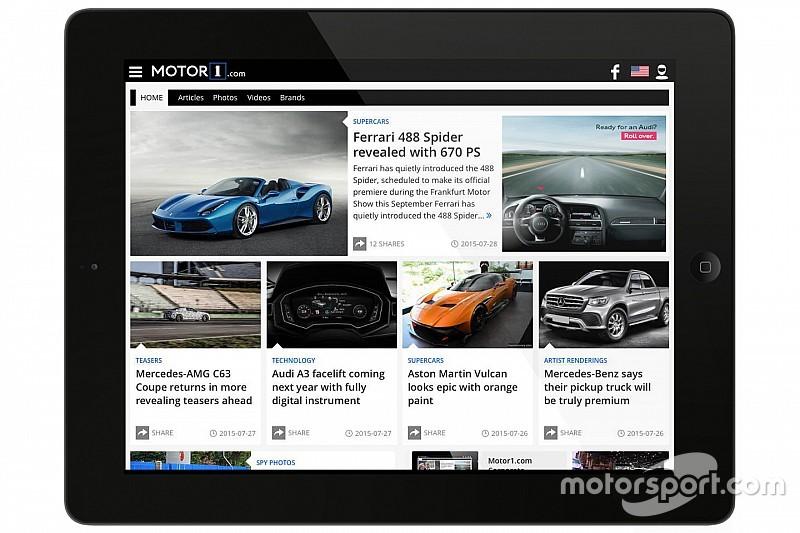 Motorsport.com запускает глобальный автомобильный проект