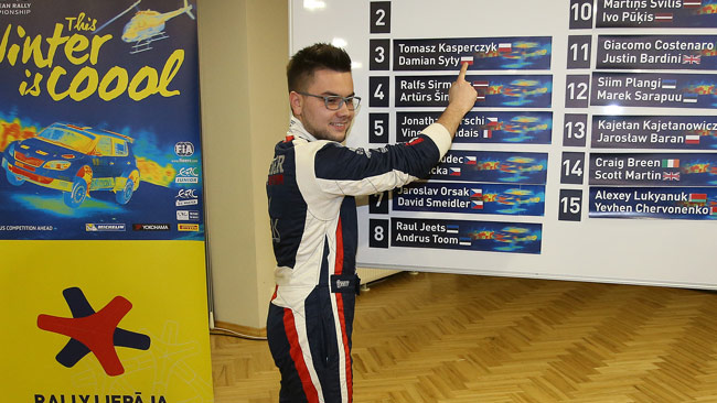 Kasperczyk vuole dare spettacolo con la Fiesta a Zlín