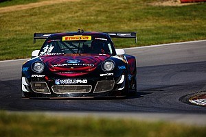 PWC Race report Dalziel goes two for two in World Challenge at Mid-Ohio