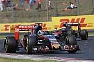 Verstappen vê Cingapura como a melhor chance para Toro Rosso