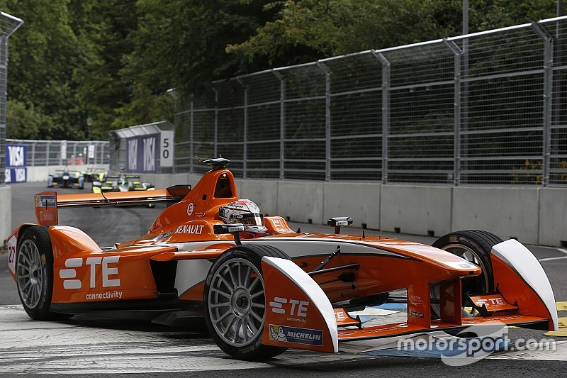 Vergne, de Silvestro named as Andretti Formula E drivers