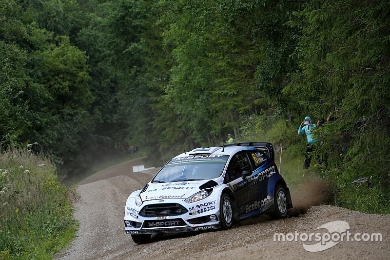 Bella rimonta di Ott Tanak nel Rally di Finandia