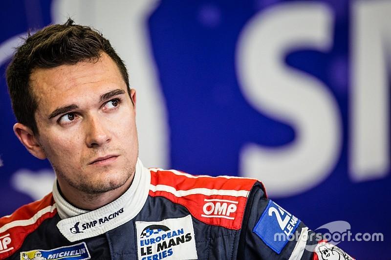 Aleshin set for IndyCar return at Sonoma