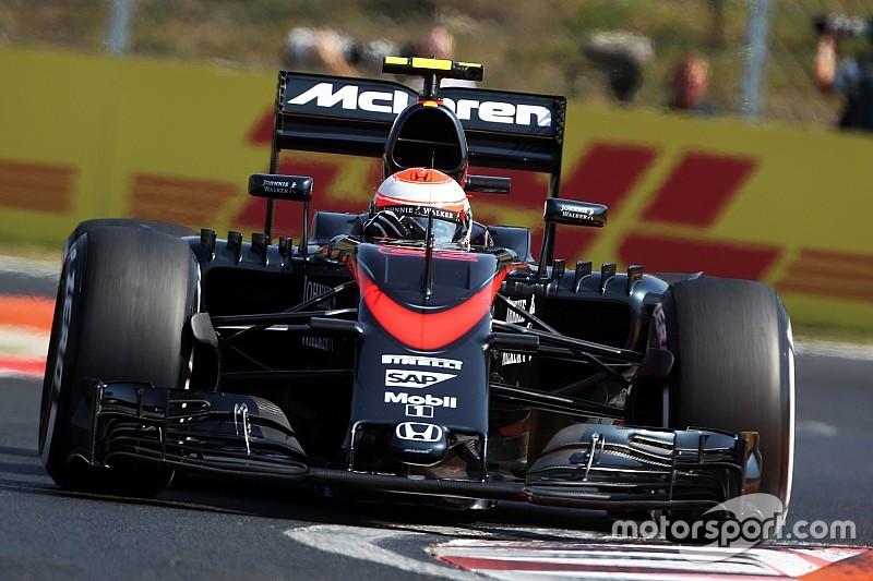 McLaren Honda - De grandes évolutions arrivent course après course