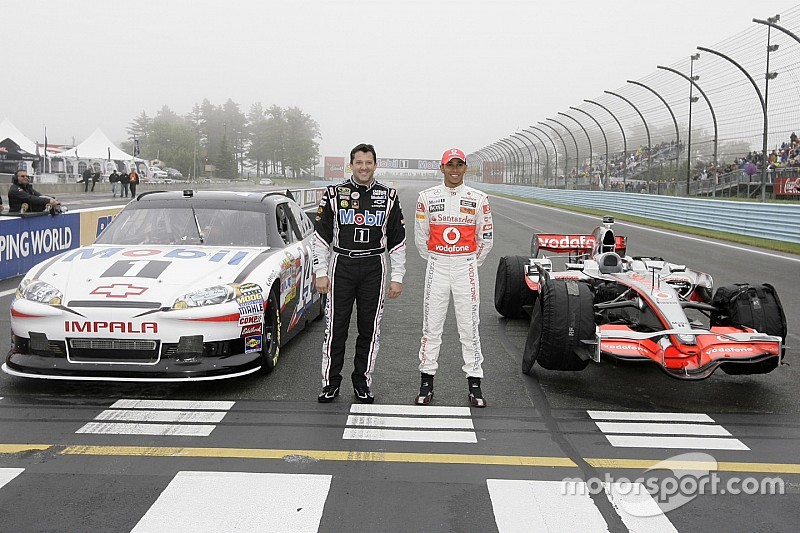 Lewis Hamilton would 'really like' to try his hand at NASCAR