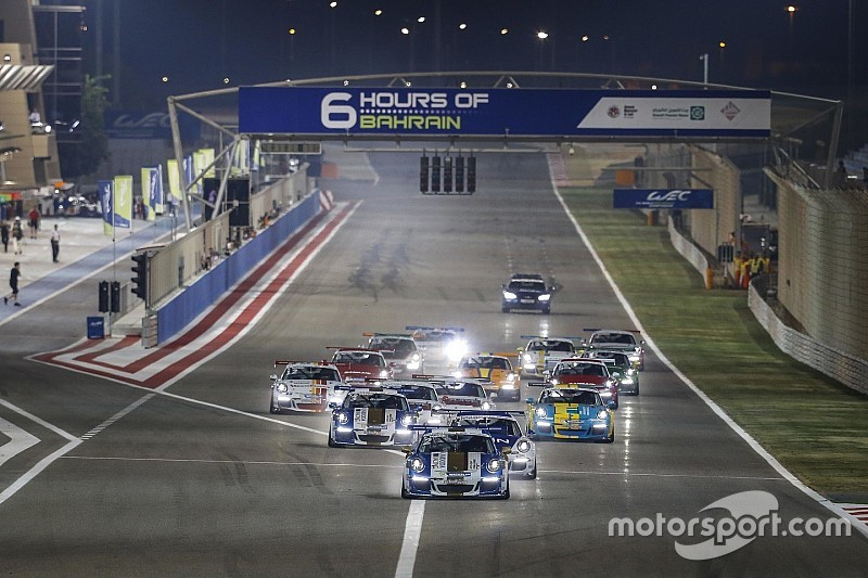 شميد يُحقّق الفوز في السباق الأوّل على حلبة البحرين