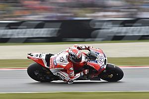 MotoGP Résumé d'essais libres Andrea Doviozioso retrouve le trio de tête