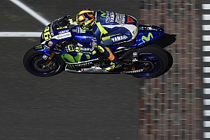 MotoGP Résumé de qualifications Valentino Rossi -