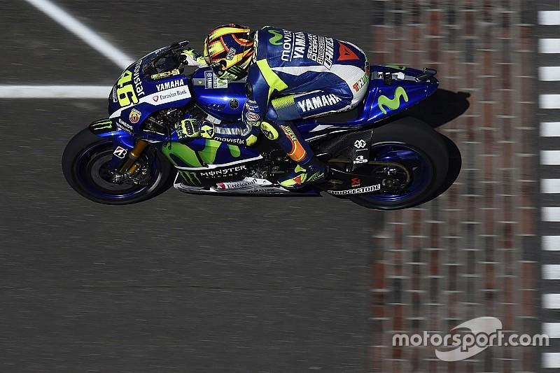 """Valentino Rossi - """"Partir huitième est un gros problème"""""""