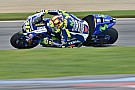 Lorenzo y Rossi, conformes con el podio