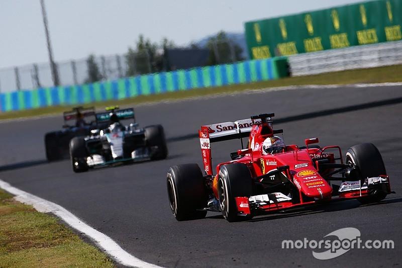 """La """"bofetada"""" de Ferrari ha sido buena para Mercedes: Wolff"""