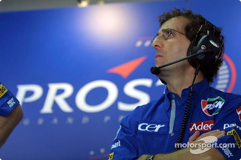 """Prost et l'échec de Prost GP : """"Je le savais depuis le début"""""""