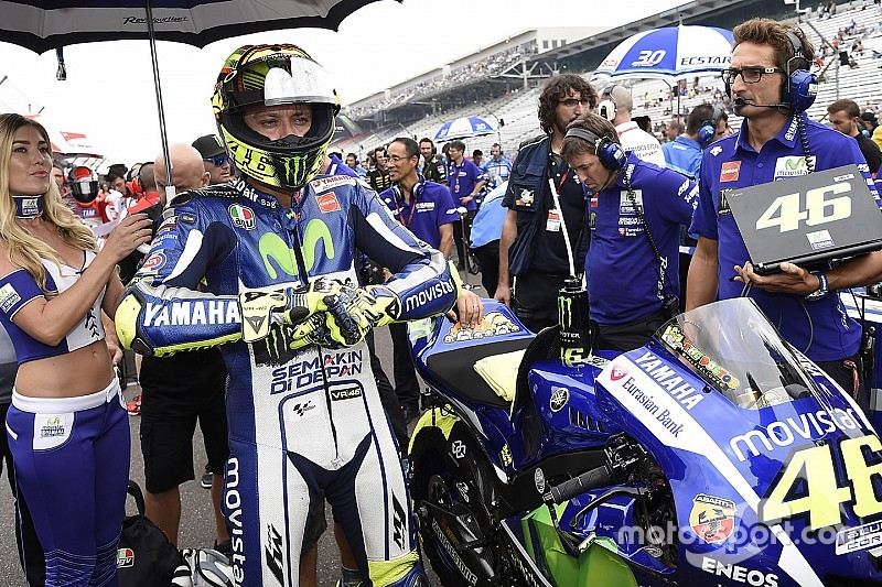 "Une seule stratégie pour Rossi à Brno, ""attaquer au maximum"""
