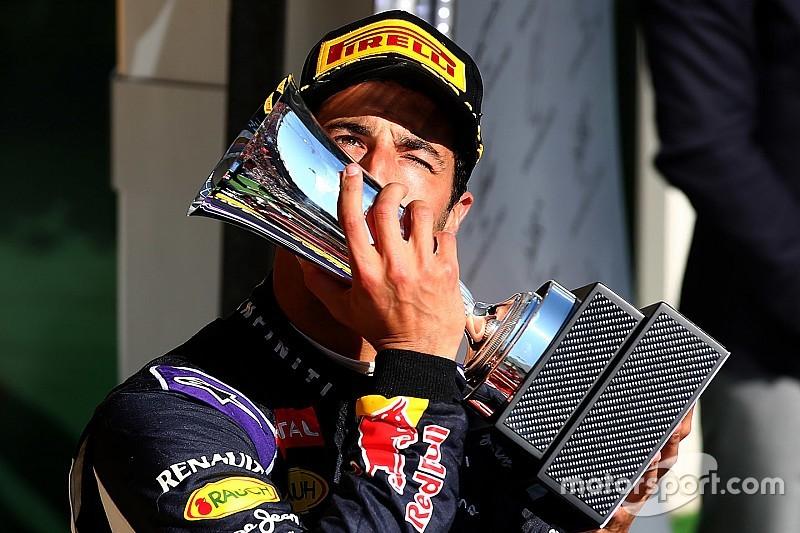 """Ricciardo - """"J'étais prêt à me battre pour le titre"""""""