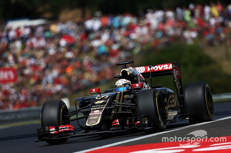 Lotus strengths leave team optimistic for Spa