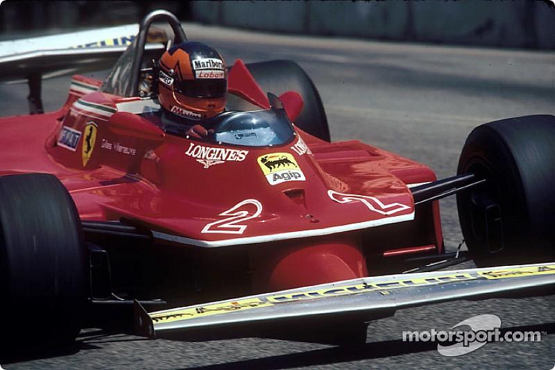 Prost - Gilles Villeneuve m'a dit :