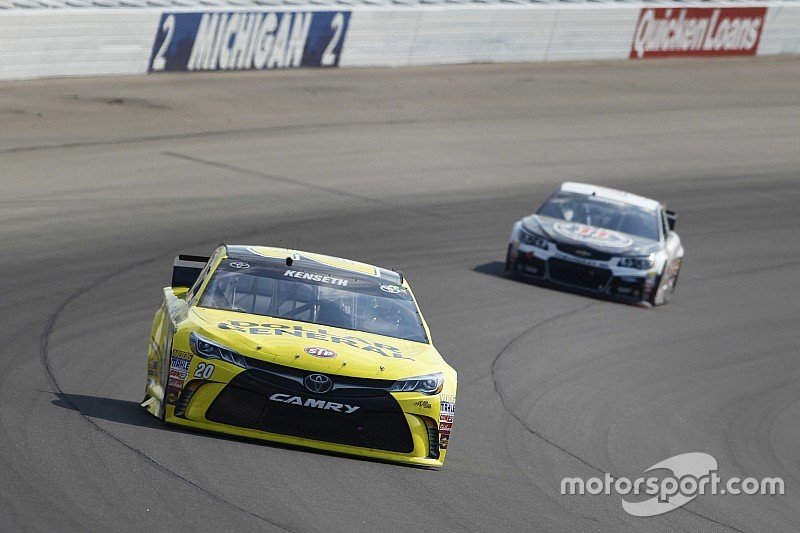 NASCAR was expecting more from 'high drag' package