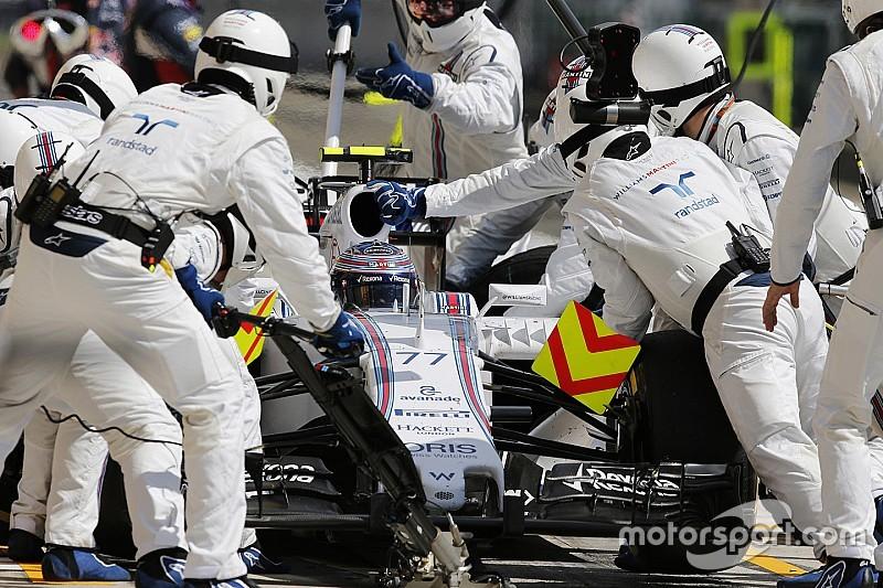 """""""Spa es un buen ajuste para el FW37"""", dijo Bottas"""