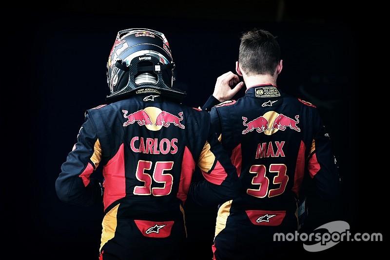 """Анализ: Ферстаппен и Сайнс прошли """"краш-тест"""" в Toro Rosso"""