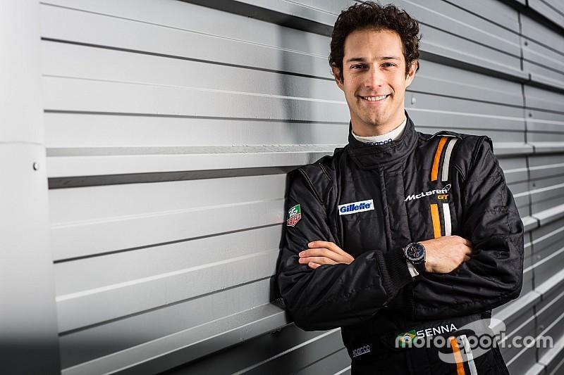 Bruno Senna será mentor e conselheiro da McLaren em projeto