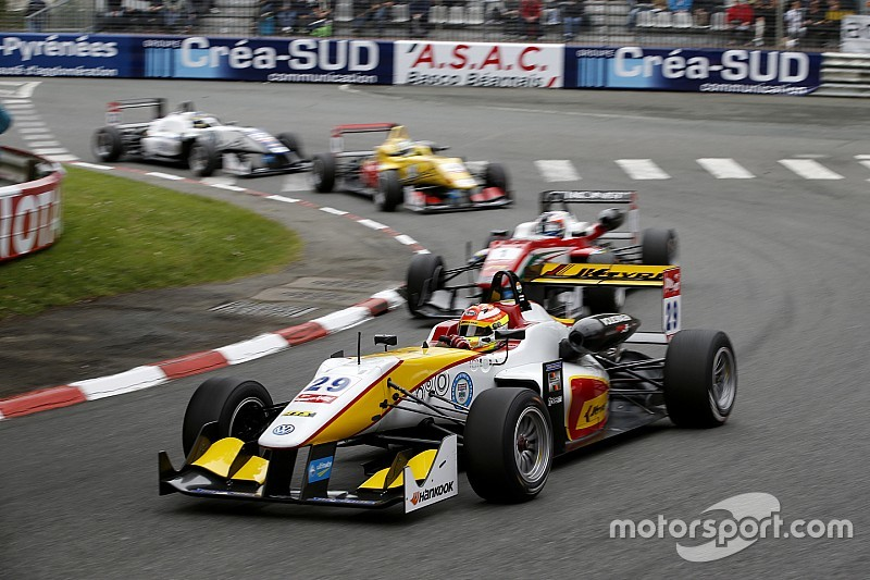 Maini to compete in Masters of F3
