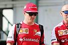 Kimi quiere retirarse con Ferrari