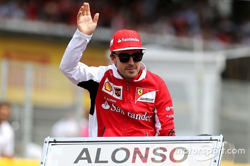 Alonso - J'aurais dû quitter Ferrari un ou deux ans plus tôt