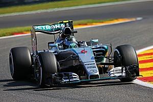 Formule 1 Résumé d'essais libres EL2 - Le pneu de Rosberg éclate, la chaleur inquiète Pirelli