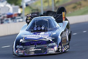 NHRA Qualifying report Beckman, Crampton, Gray and Hines earn No. 1 qualifying positions at Brainerd