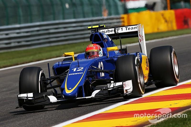 Sauber a accumulé plusieurs problèmes à Spa