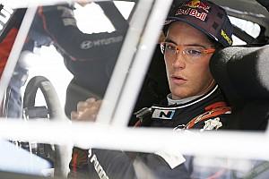 WRC Commento Neuville: