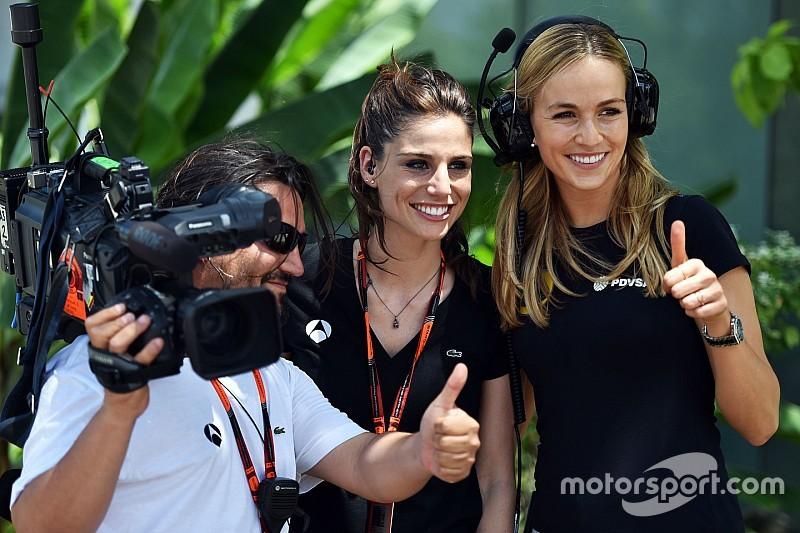 Сколько женщин работает в командах Формулы 1