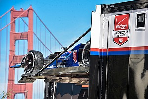IndyCar Breaking news Oriol Servia to race No. 25 in honor of Justin Wilson
