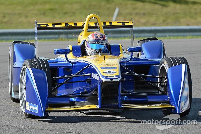 Renault e.dams confirme un line-up sans surprise