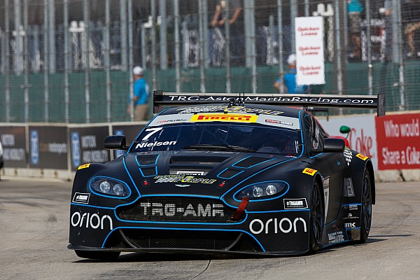 TRG-Aston Martin Racing bringing six strong cars to the PWC Sonoma weekend