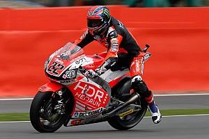 Moto2 Relato de classificação Lowes faz a alegria dos britânicos e garante pole em Silverstone