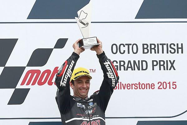 Zarco gana en Silverstone