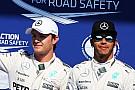 Pole em Monza em 2014, Rosberg tem como meta classificação