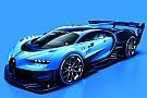 Bugatti dévoile son Vision Gran Turismo concept avant Francfort