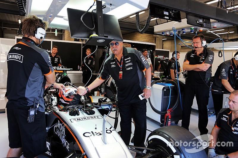 هلكنبرغ: قمرات القيادة المغلقة لا تصلح للفورمولا 1..وبوتاس يعارضه