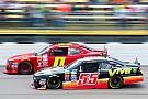 NASCAR impondrá castigos a los equipos por la pérdida de neumáticos
