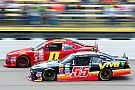 NASCAR NASCAR impondrá castigos a los equipos por la pérdida de neumáticos