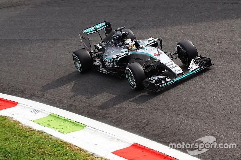 Lewis Hamilton en confiance à l'issue du vendredi