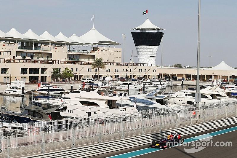 الفورمولا واحد تحدد شهر ديسمبر موعداً للسباق النهائي في أبوظبي لموسم 2016