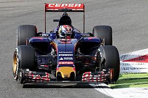 Formule 1 Actualités Le week-end s'annonce difficile chez Toro Rosso