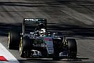 Monza, Q1: Hamilton inizia con il piede giusto