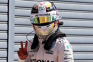 Формула 1 Комментарий Хэмилтон: Надеюсь, завтра Нико прибавит