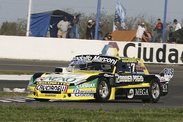 TURISMO CARRETERA Martínez saltó a la pole en Rafaela